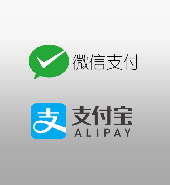 ALIPAYとWe Chat Pay決済導入について